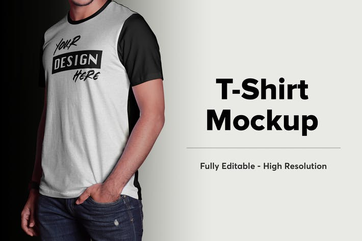 Thumbnail for T-Shirt Mockup 2.0