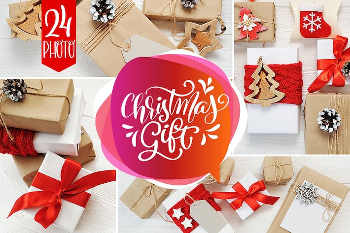 Cover Image For Christmas Gift Collection