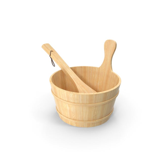 Thumbnail for Sauna Bucket without Plastic Inside