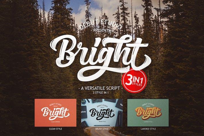 Thumbnail for Bright Script