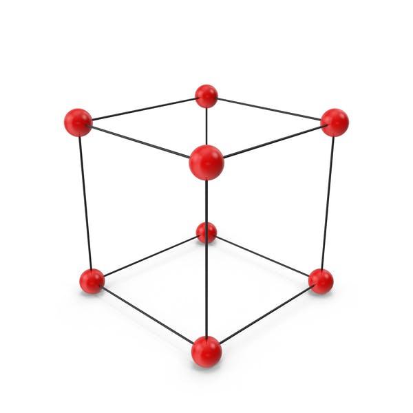 Simple Crystal Cubic Lattice Structure