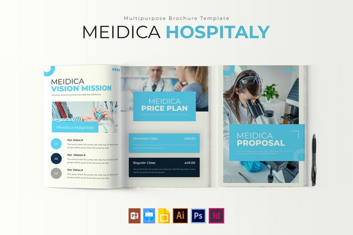 Thumbnail for Meidica Hositaly | Proposal