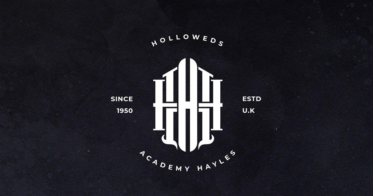 Download HAH Monogram Logo by sagesmask