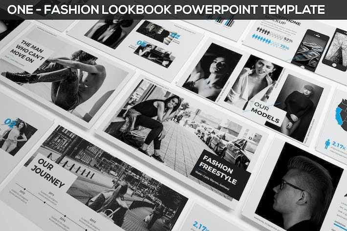 Thumbnail for ONE - Fashion & Photography Presentation Template