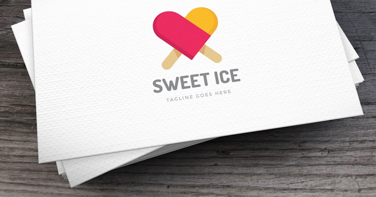 Download Sweet Ice Logo Template by empativo