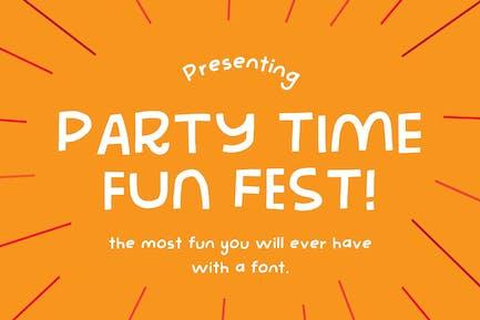 Party Time Fun Fest