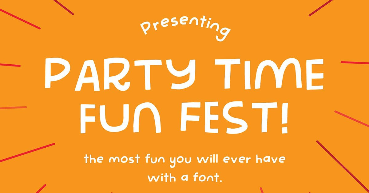 Download Party Time Fun Fest by thinkmake