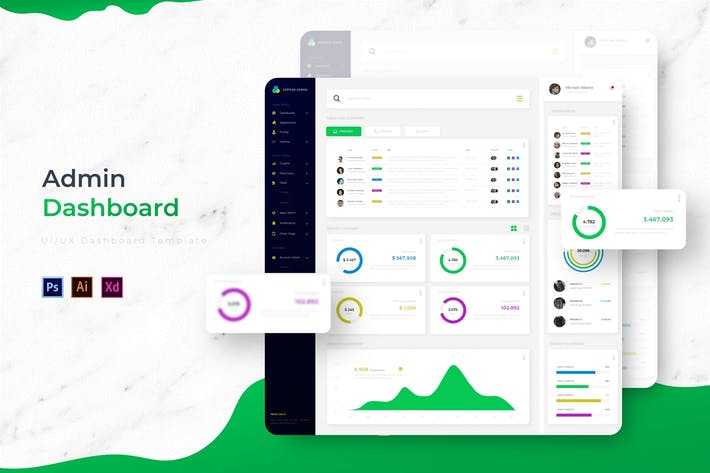 Thumbnail for Appear Dashboard | Admin Template