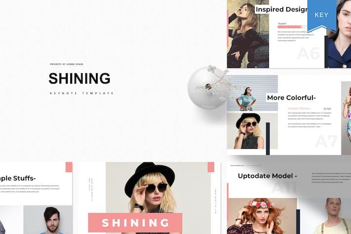 Shining | Keynote Template