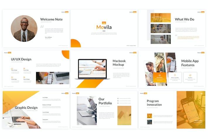 Movila - Keynote Template
