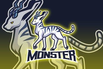 Fantasy Creature Esport Logo