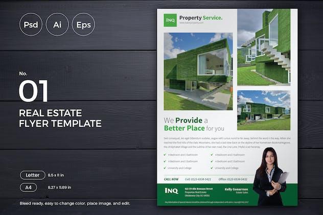 Slidewerk - Real Estate Flyer 01