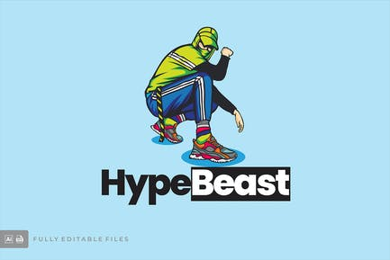 Logo HypeBeast