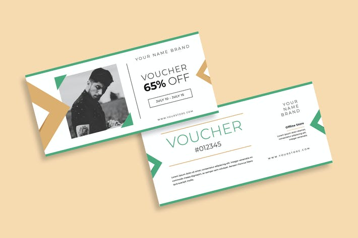 Thumbnail for Gift Voucher Vol.8