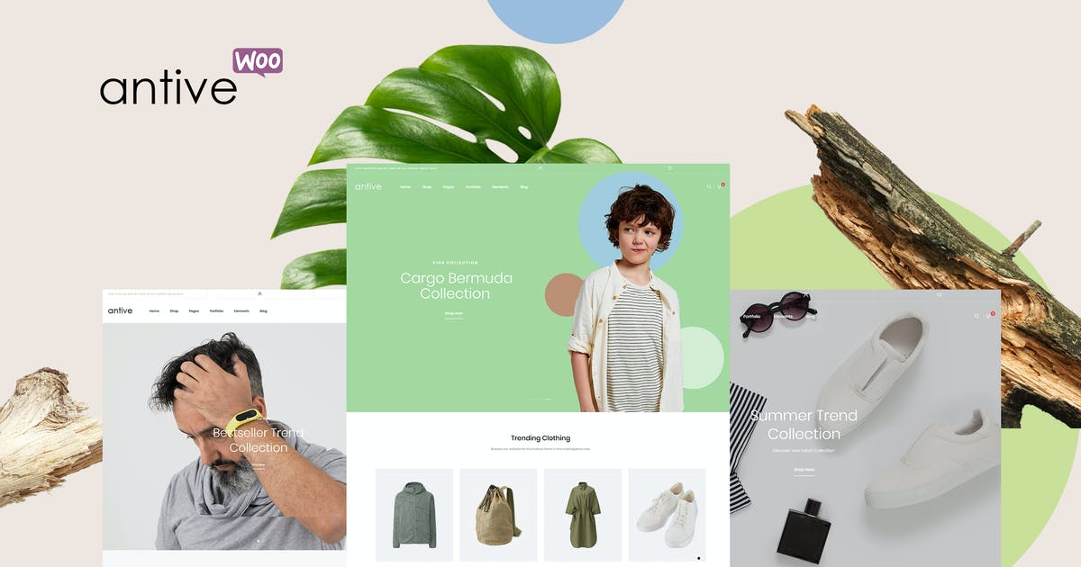 Download Antive - Minimal and Modern WooCommerce AJAX Theme by Fami_Themes