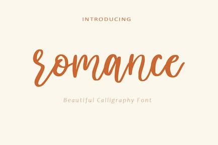 AM Romance - Beautiful Calligraphy