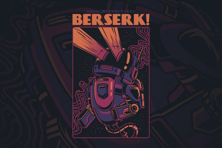 Thumbnail for ¡  Berserk!