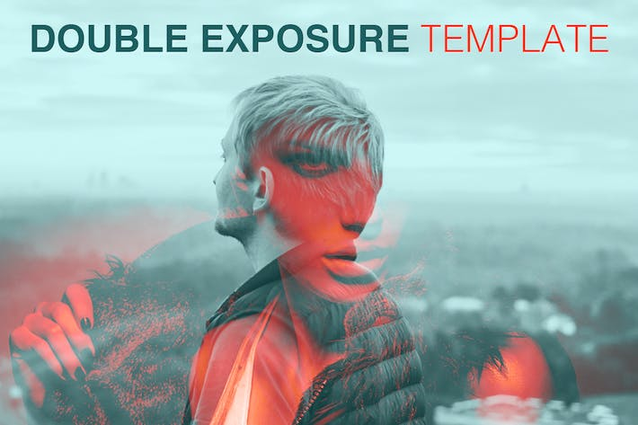 Thumbnail for Douple Exposure Template