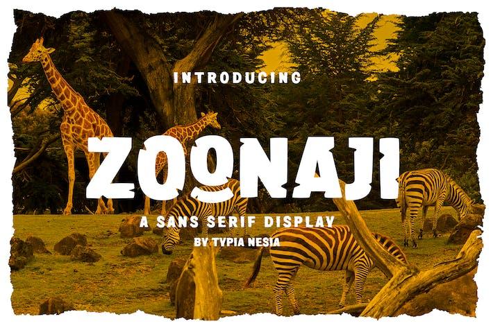 Thumbnail for Zoonaji Sans Écran