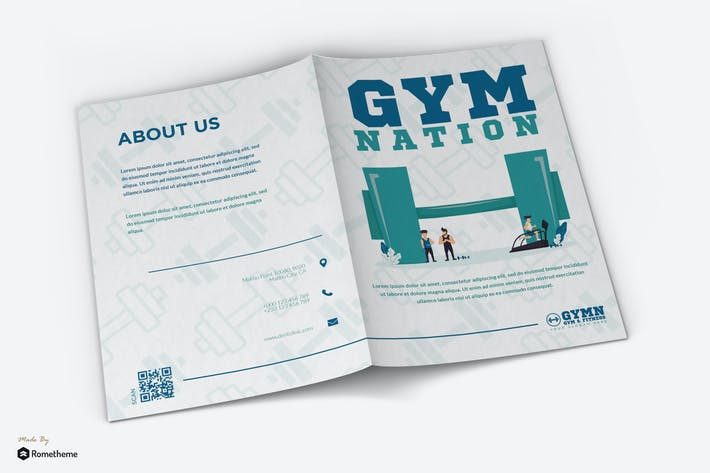 Thumbnail for GYMN - Promotion Bifold GR