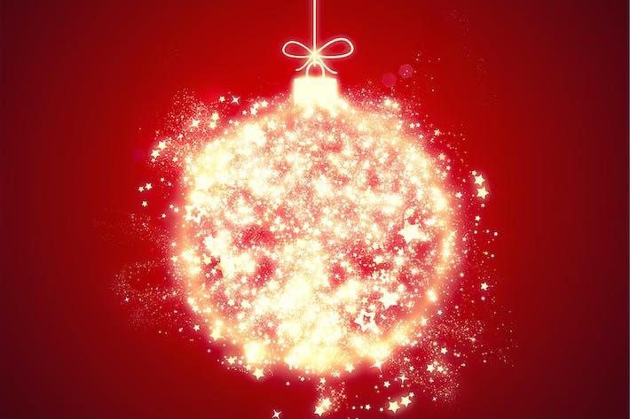 Thumbnail for shiny Christmas ball