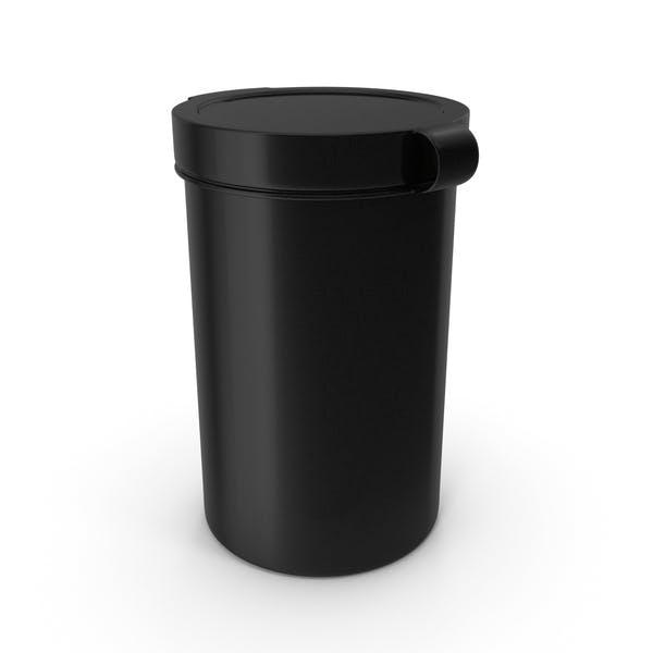 Таблетки Pod шарнир Топ 4 унции черный