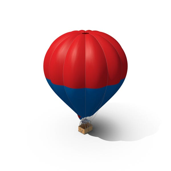 Cover Image for Red-Blue Air Balloon
