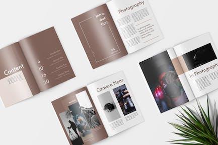 Edelweis - Fashion Lookbook Catalogue