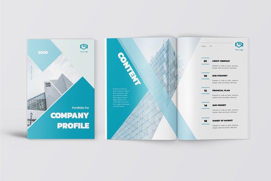 Blue - Company Profile