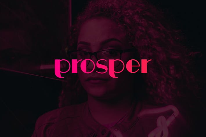 Cover Image For Prosper - Display Typeface + WebFonts