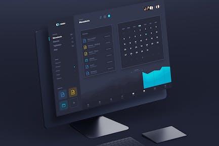 Dash - Dashboard UI Kit
