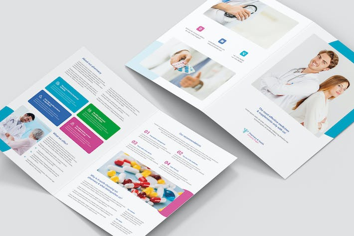 Brochure – Pharmacy Bi-Fold