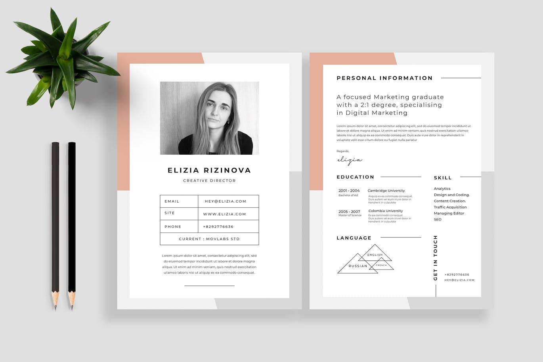 Resume-CV-Vol-21