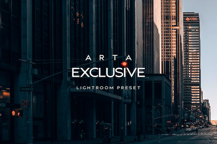 Thumbnail for ARTA Exclusive Preset For Mobile and Desktop Light