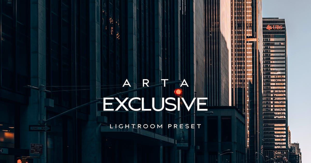Download ARTA Exclusive Preset For Mobile and Desktop Light by artapresets