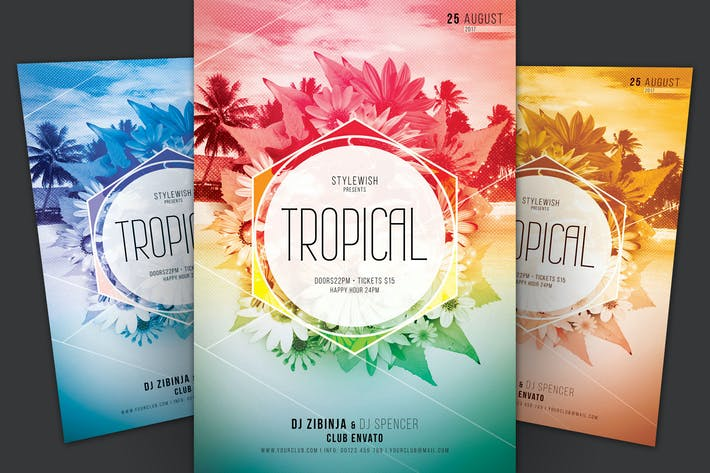 Thumbnail for Tropical Flyer