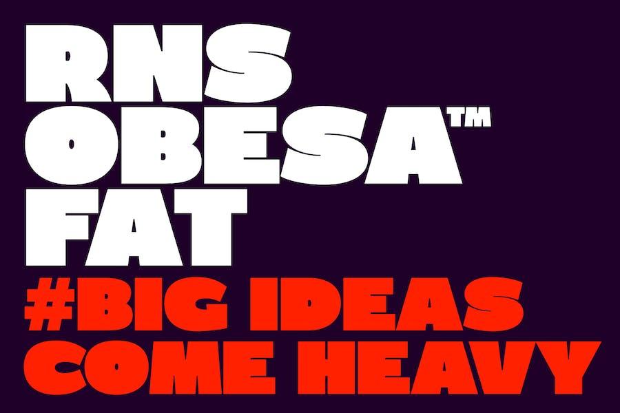 RNS Obesa Fat