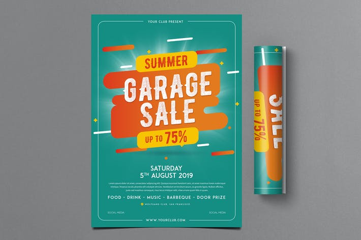 Thumbnail for Summer Garage Sale