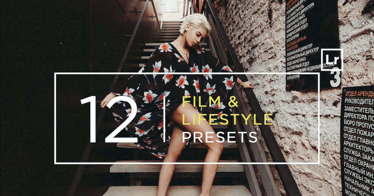 Download 12 Film Lifestyle Lightroom Presets by zvolia
