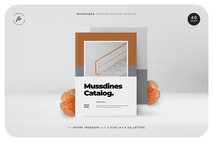 Thumbnail for Mussdines Interor Design-Katalog