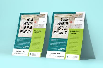 Pharmacy Flyer