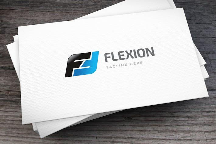 Thumbnail for Mock-up lettre F Full Flexion