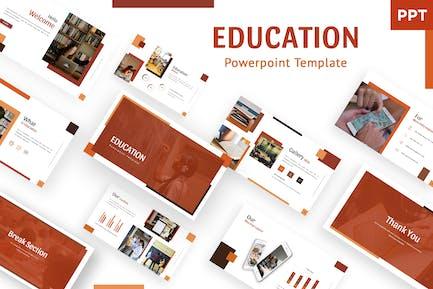 Educator - Powerpoint Template