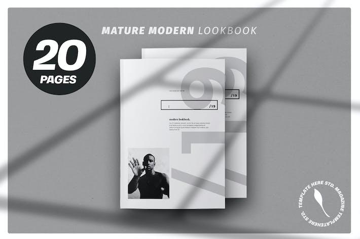 Thumbnail for Mature Modern Lookbook