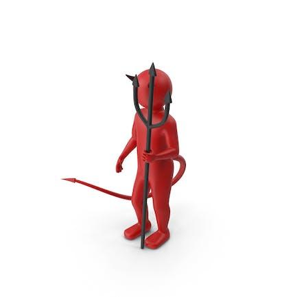 Figura de demonio