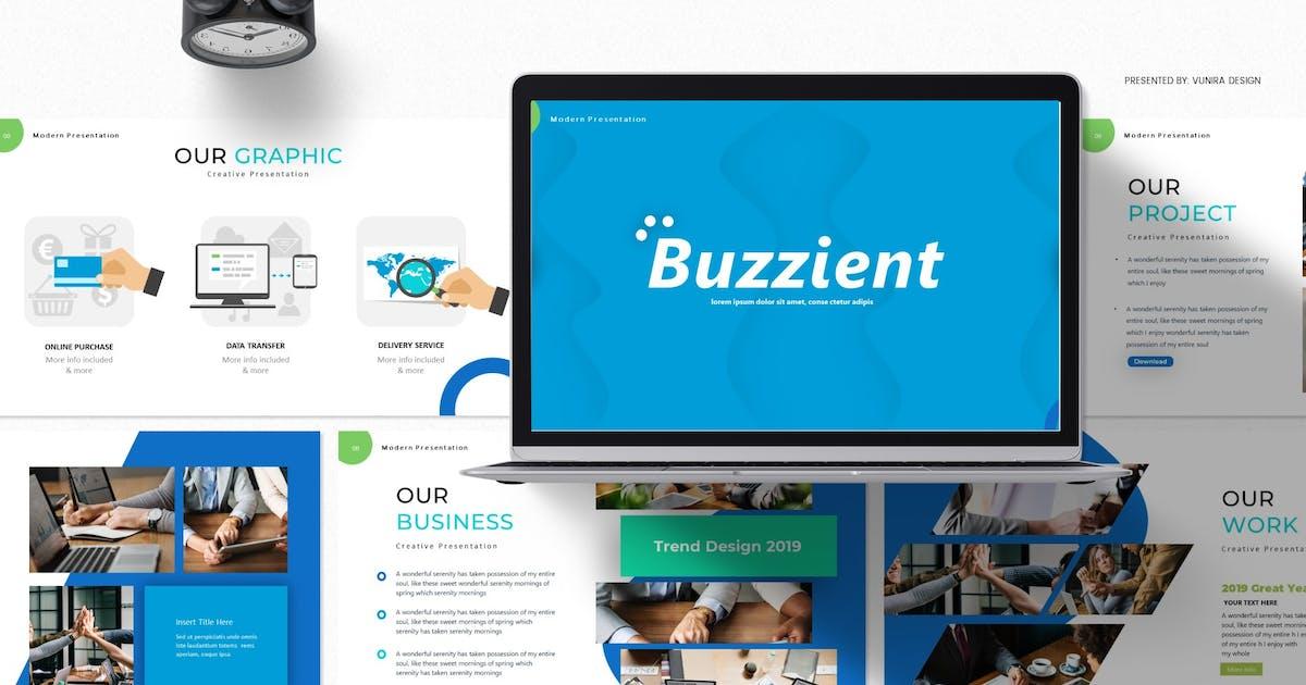 Download Buzzient   Google Slides Template by Vunira