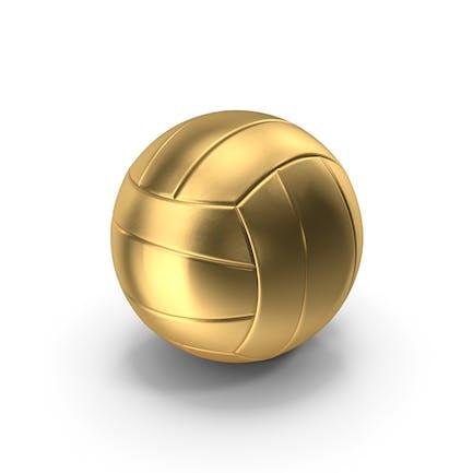 Volleyball Ball Gold