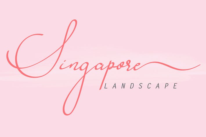 Thumbnail for Singapore Landscape