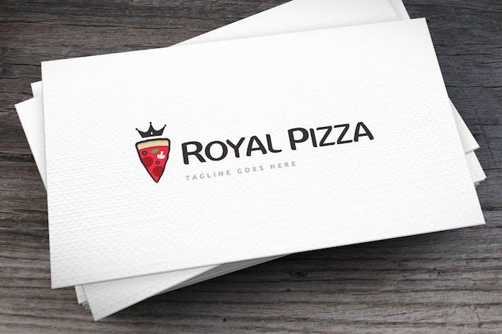 Mock-up Pizza Royale