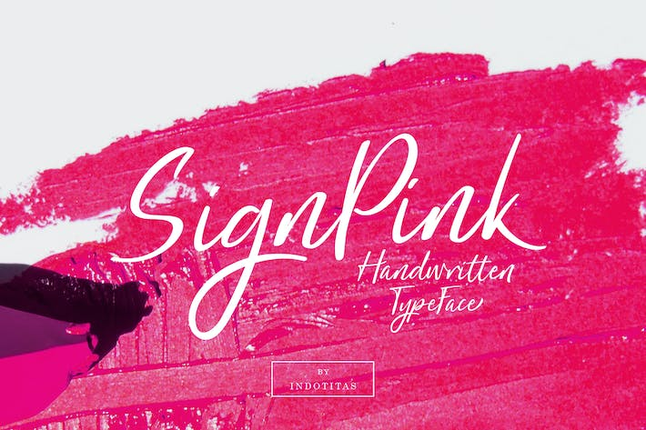 Thumbnail for SignPink